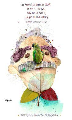 El gran Gabo... !
