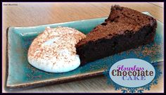 I had this last night!! It is really good! I can't wait to make it myself!! ~ Gluten free Flourless Chocolate Cake