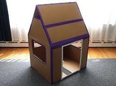 Resultado de imagen para casas para niñas  para hacer en casa