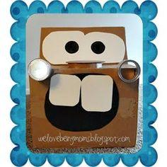 Mater! (a cute Valentine box idea)