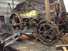 Steampunk Tendencies | The REAPER by Mark Phenicie Check out the set here : https://www.facebook.com/groups/steampunktendencies/permalink/650657114988728/ New Group : Come to share, promote your art, your event, meet new people, crafters, artists, performers... https://www.facebook.com/groups/steampunktendencies