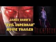 ©Sony Pictures What if Superman arrived on the planet and turned to the dark side instead of helping humanity? James Gunn, Movie Trailers, Short Film, Dark Side, Superman, Science Fiction, This Or That Questions, Youtube, Movie Posters