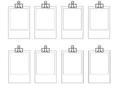 Travel Planner Bundle – Free Bullet Journal and Planner Printable Imprimable gratuit: Polaroid Photo Memory Sticker Keepers de Bullet Journal Banner, Bullet Journal Printables, Bullet Journal Notebook, Journal Template, Bullet Journal Ideas Pages, Bullet Journal Inspiration, Printable Letters, Printable Planner, Free Printable