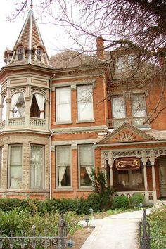Emmanuel Kahn House, 678 E S Temple, Salt Lake City, Utah