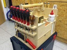 HolzwurmTom: Werkzeugeinsatz für die L-Boxx