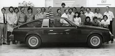 Happy 40th anniversary Calty! Calty Design Research's first production car 1978 Celica. #ToyotaDesign