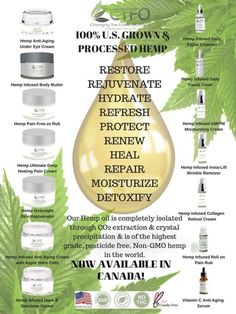 We offer the top of the line CBD products that enhance your life in many ways. Doctor Advice, Cbd Hemp Oil, Facial Toner, Medical Prescription, Sore Muscles, Skin Firming, Oils For Skin, Medical Conditions, Body Butter