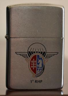 ZIPPO 1 RHP (1er régiment de hussards parachutistes)
