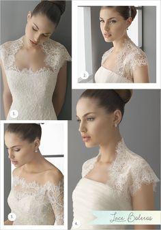 Lace Boleros by Aire Barcelona Bohemian Bride, Boho, Bridal Gowns, Wedding Gowns, Lace Wedding, Bridal Bolero, Wedding Bride, Wedding Reception, Perfect Wedding