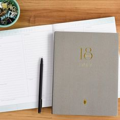 2018 Daily liveWELL Planner ($44)