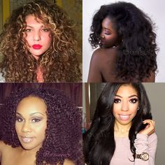 #ONYCHair #TBT to these #ONYCBeauty rocking some of the favorite #ONYC #hair Collections!   Curly Addiction 3B, Fro-Out, Kinky Curly 3B-3C, and Relaxed Perm, which one is your favorite?  Share a pic! Shop US Now>>> ONYCHair.com Shop UK Now>>> ONYCHair.uk Shop NG Now>>> ONYCHair.ng