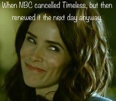 Haha ok. It took like three days. And everyone of those days I felt like crying. Wtg NBC