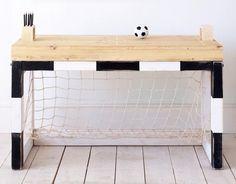Soccer desk.