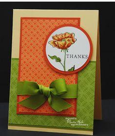 Flower Card. Simple but cute