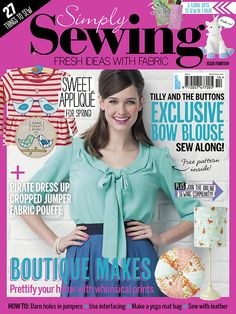 Simply Sewing issue 14