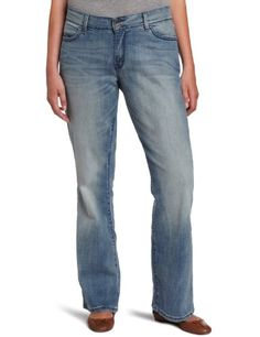 Levi`s Women`s 529 Styled Curvy Boot Cut Countoured Fit Jean $34.99