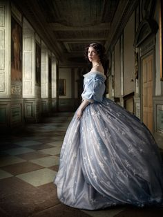 Rhialee searching for Alec in Eaven's halls after her trip to the Piece  - Christoph finds her instead (we know from Elia that he has spoken for her) [Alexia Sinclair's Dazzling Series Inside a 350-Year-Old Castle - My Modern Metropolis]