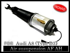 for audi A8 d3 FRONT RIGHT or left AIR SUSPENSION SHOCK absorber 4E0616040 4E0616039 air springs strut