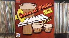 🔥OJOS VERDES por BUSH Y SUS MAGNIFICOS - Salsa Premium Salsa, Green Eyes, December, Cover Pages, Salsa Music