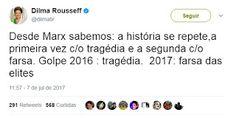 """RN POLITICA EM DIA: NO TWITTER, DILMA TIRA SARRO E FALA DE """"GOLPE"""" DE ..."""