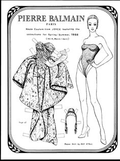 inkspired musings: Oops! paperdoll costumes as promised and France