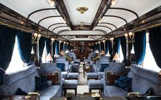 What It's Really Like to Take a Ride on the Orient Express | Murder mystery not included.