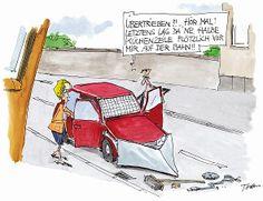 """Falsch geladen, richtig reagiert. Wenn die Ladung zur Gefahr wird  akz-o """"Achtung, ein Besen liegt auf der A3 zwischen dem Frankfurter Kreuz und Frankfurt Süd."""" Das klingt erst einmal erstaunlich, aber solche Meldungen hören Autofahrer fast täglich im Radio."""