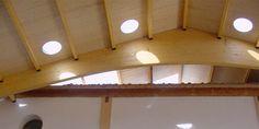 THERMOCHIP® recubre la ampliación de la nueva nave de Bodegas Bagordi en Andosilla | #THERMOCHIP`#madera #cubierta #arquitectura #bodegas #Bagordi