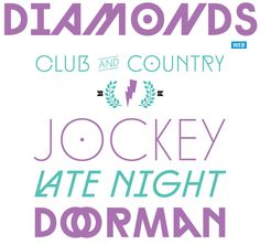 Diamonds from HVD Fonts responds to this trend in a smart and witty way. Designer Hannes von Döhren created a family in five weight plus italics that shows influences from Art Deco and Modernism; its letterforms are geometric and somewhat experimental, yet readable and clear. #fonts #type