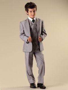Boys grey suit - Alexander