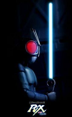 kamen rider black colored by reijr on DeviantArt Kamen Rider Zi O, Kamen Rider Series, Chibi, Japanese Superheroes, Gundam Wallpapers, Otaku, Comic Movies, Black Wallpaper, Power Rangers