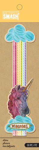 K and Company - SMASH Collection - Sliders - Unicorn at Scrapbook.com $2.19