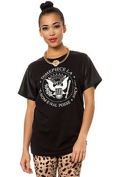 """Use code """" KB1 """" and receive 20% off of any initial Karmaloop purchase -The Phenomenal Posse Tee by Dimepiece LA"""