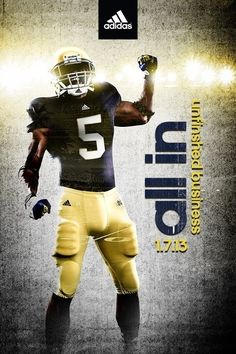 All in. Football Uniforms