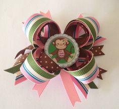 So Sydney Girls or Toddler I Love Summer Strawberry Dress /& Hair Bow Accessory