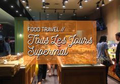 So glad that now this bakery is nearby! :D #touslesjours #foodtravel #food #bakery #foodie #foodblogger #surabaya #kuliner #bloggerperempuan