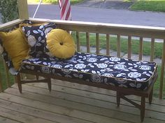 Custom Cushion cover  27 or larger by BannadStudios on Etsy, $125.00