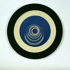 Marcel Duchamp, Rotorelief (Rotorelleu), 1935.