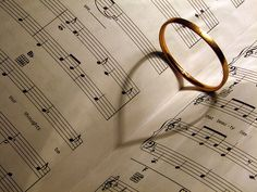 """A wedding band is a symbol of love. Photo - """"Music was my first love"""" by Emily Greenseth (aka misspiepie)"""