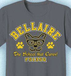 School Spirit Shirts: Click 104 Shirt Designs to Boost Spirit - Custom School Spirit T-Shirt Design Ideas School Spirit Shirts, Shirt Designs, Graphic Sweatshirt, Design Ideas, Sweatshirts, Mens Tops, Fashion, Moda, Hoodies