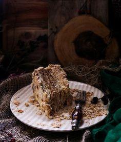 Napoleon Cake - Havoc In The Kitchen
