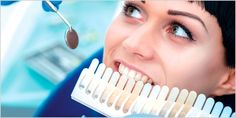 Tooth Coloured Restoration – White Fillings