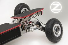Zuumer - Urban mobility made fun for everyone! by Tim Huntzinger — Kickstarter Electric Kart, Best Electric Bikes, Electric Cycles, Three Wheel Bicycle, E Skate, Longboard Design, Scooter Design, Electric Skateboard, Kick Scooter