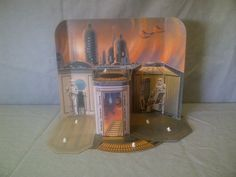Star Wars Bespin Cloud City Playset Vintage Kenner 1980 #Kenner