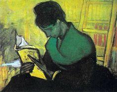 Vincent Van Gogh : Femme lisant