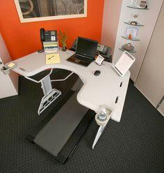 Seattle Daily Journal of Commerce Promotes the TrekDesk Treadmill Desk