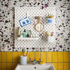 Calling all Neatniks: IKEA's Pegboard System Finally Hits US