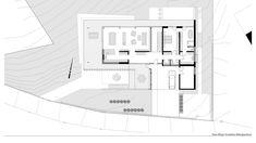 Haus am Walensee, Murg | Aicher Ziviltechniker GmbH Planer, House Plans, Floor Plans, Layout, Flooring, Inspiration, How To Plan, Architecture, Building