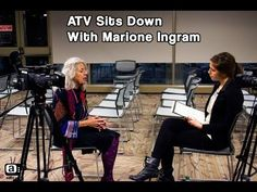 ATV Sits Down With Marione Ingram - YouTube