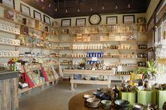 diseño muebles, color, disposición, orden productos